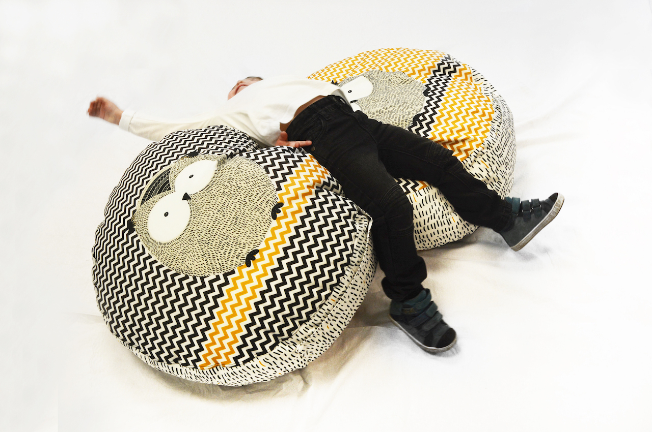 Loopita - poufs déhoussables